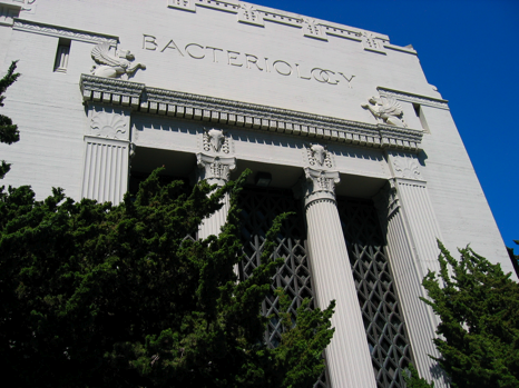 bacteriology en Berkeley