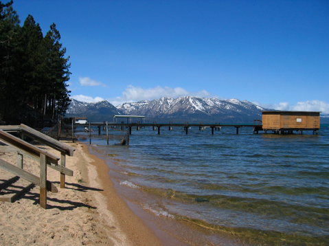 lake Tahoe playa
