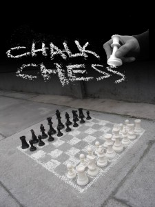 chalk-chess