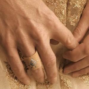 anillo de pedida baratito