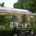 Jardines del Palacion de Luxemburgo
