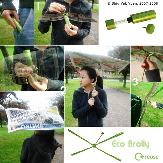 eco brolly - umbrella