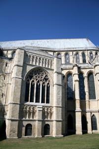 Canterbury Catedral exterior