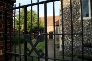 Canterbury patio llaves
