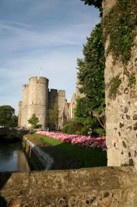 Canterbury torres entrada