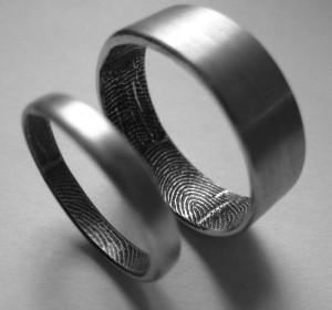 anillo huella interior